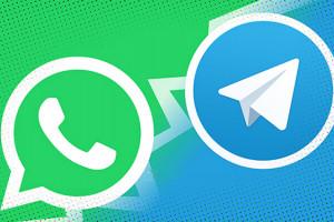 ویژگی هایی از تلگرام که واتساپ ندارد