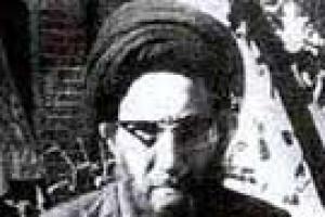رحلت آیت اللَّه سیدجواد حسینی خامنه ا ی والد محترم مقام معظم رهبری(1406 ق)