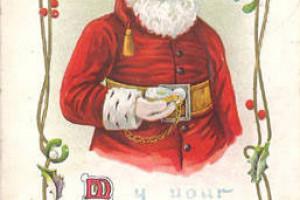 کارت پستال هایی از کریسمس گروه دوم