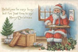 کارت پستال های کریسمس 2014 گروه سوم