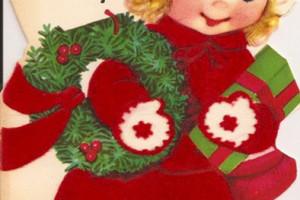 کارت پستال کریسمس گروه هشتم