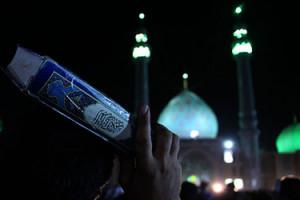از امام زمان (ع) در مسجد مقدس جمکران شفا گرفتم
