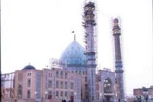 آیة الله العظمى آقاى بروجردى و مسجد جمکران
