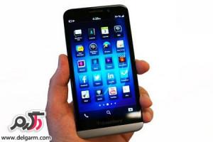 معرفی گوشی بلکبری Z30  همراه با مشخصات آن