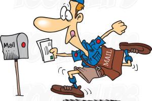 جملات واصطلاحات روزمره مربوط به اداره پست