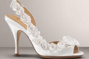جدیدترین مدلهای کفش عروس2015