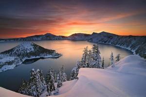 مناظر بسیار زیبا از زمستان سری دوم