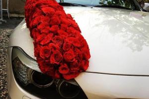 آلبوم تزئینات ماشین عروس ایرانی سری جدید مرداد 2016