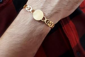دستبند اسپرت مردانه طرح جدید و شیک مدل 2017