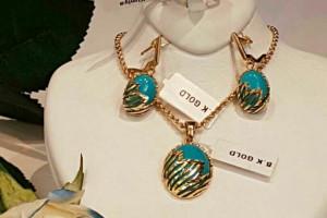 گالری جواهرات فیروزه نیشابور برای خانمهای خوش تیپ
