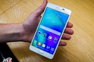 مشخصات گوشی Samsung Galaxy A7 + عکس و قیمت