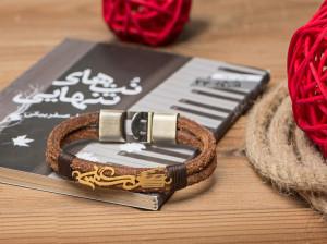 جدیدترین دستبندهای چرم مردانه 2018