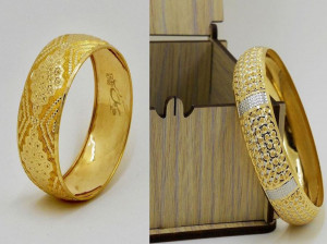 ۵۲ مدل تکپوش طلا   تکدست طلا در مدلهای جدید و شیک