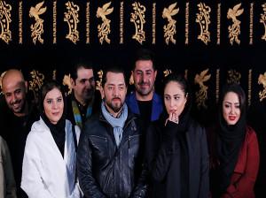 تصاویر دیدنی شب سوم فیلم فجر، تجلیل از هنرمندان صنایع دستی و ...