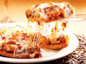 روش پخت پاستا پیاز یک غذای گیاهی