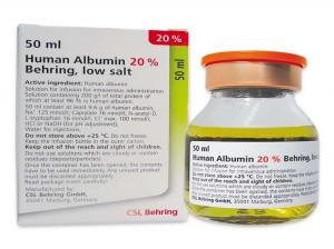آلبومین - موارد مصرف، نحوه مصرف و عوارض جانبی