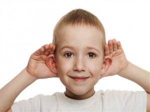 علت کاهش شنوایی اطفال