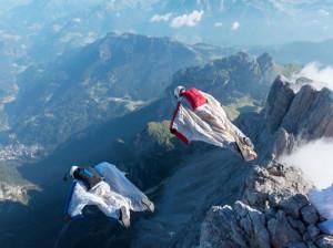 بیس جامپینگ، پرش از ارتفاع بدون طناب