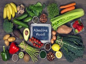کاهش وزن چشم گیر و سریع با رژیم غذایی آلکالاین یا قلیایی