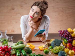 10 نکته برای شروع یک رژیم غذایی عالی