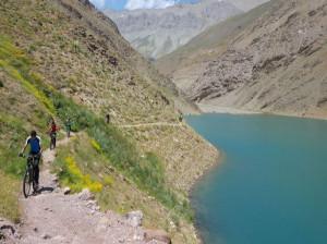 دریاچه تار و هویر: حس آرامش در طبیعت