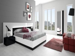 قرمز آرامش بخش ترین رنگ ها برای اتاق خواب