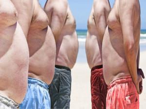 عوارض چاقی در مردان، آقایان حتما بخوانید!!!