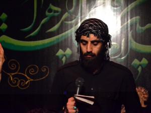 متن روضه و نوحه سینه زنی شهادت امام حسن عسکری از سید رضا نریمانی