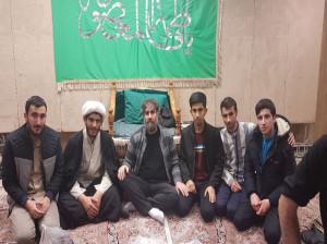 دانلود روضه و نوحه سینه زنی شهادت امام حسن عسکری اسلام میرزایی