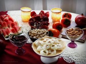 جدیدترین متن و جملات تبریک شب یلدا به انگلیسی با ترجمه فارسی