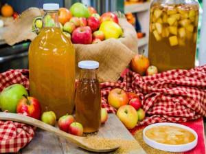 ۳۲ خاصیت باورنکردنی سرکه سیب برای سلامتی