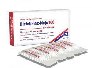 همه چیز در مورد شیاف دیکلوفناک (Diclofenac)