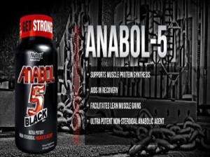 مزایای مصرف پاراهورمون آنابول ۵ برای بدنسازی