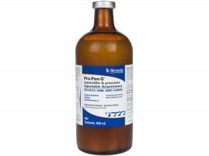 آشنایی با مزایای درمانی پروکائین پنی سیلین جی