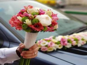 تزیین دسته گل عروس - آموزش دسته گل عروس مصنوعی - دسته گل خاص عروس