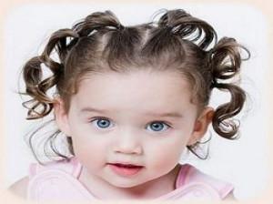 فیلم مدل موی دختر بچه ها - فیلم بستن مدل مو دختر بچه - مدل مو دختر بچه کوتاه - آموزش بستن موی کوتاه
