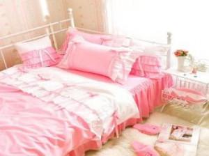 دکوراسیون اتاق خواب دخترانه ساده - عکس اتاق خواب دخترانه ساده - تزیین اتاق دخترانه با وسایل ساده