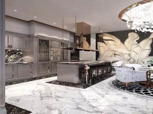 جدیدترین مدل دکوراسیون آشپزخانه عروس