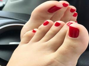 دیزاین ناخن پا جدید ۲۰۱۹-۹۸ که شما را بسیار جذابتر می کند (۵۰)