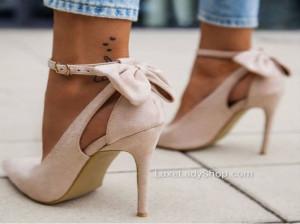 انواع کفش مجلسی زنانه با انواع استایل لاکچری و جذاب
