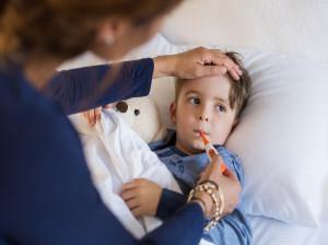 بهترین و سریع ترین راه درمان تب و لرز
