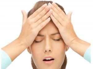 علت سر درد در ناحیه ی پیشانی چیست؟