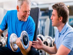 علت سارکوپنی (کاهش حجم توده عضلانی) در سالمندان چیست ؟