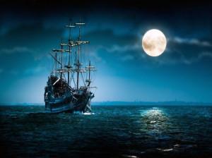 دیدن دزد دریایی در خواب نشانه چیست ؟
