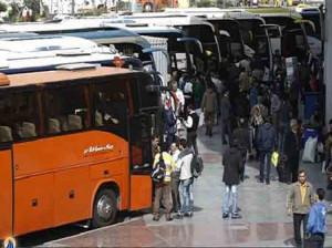 قیمت بلیت اتوبوس و کرایه سواری بینشهری در سال ۹۸