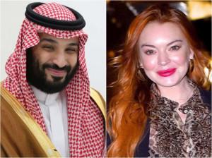 ارتباط بن سلمان پادشاه عربستان و بازیگر هالیودی