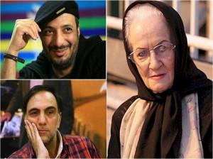 تولد و فوت چهره های معروف ایرانی در ۱۰ شهریور + تصاویر