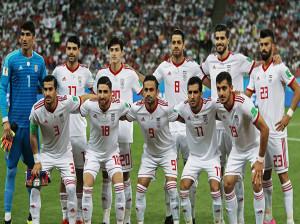 رتبه ایران در آخرین رده بندی فیفا ۲۰۱۹