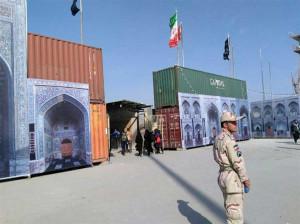 مسدود شدن مرز مهران