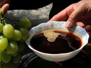 آموزش کامل طرز تهیه شیره انگور خانگی خوشمزه و سنتی در منزل